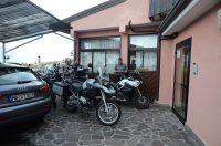 Parken beim Hotel