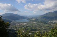 Blick von der Kaiserjägerstraße zum Lago di Caldonazzo